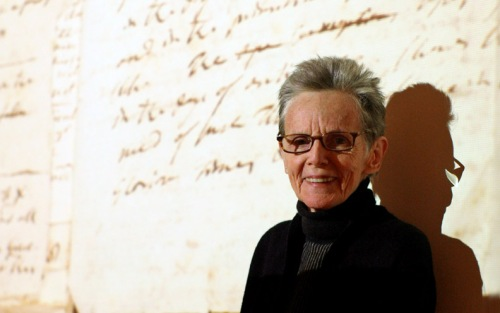 Photograph of Susan Howe courtesy of Lawrence Schwartzwald (No reproduction without express permission.)