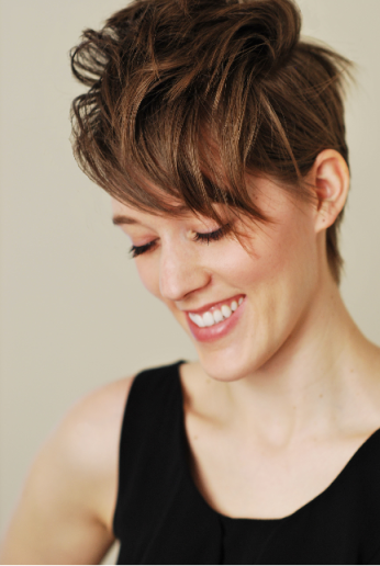Soprano Lucy Dhegrae (photograph by Shawn Jaeger)