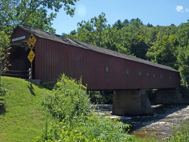 Covered Bridge, West Cornwall, CT