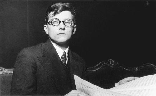 Dmitri Shostakovich, 1933