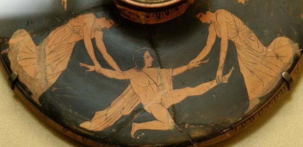 Bakkhai, The Death of Pentheus