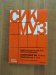 Shostakovich, Eighth Symphony, Edition Sikorski Study Score