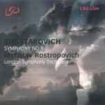 Shostakovich Eighth Symphony 51dTYP8tILL