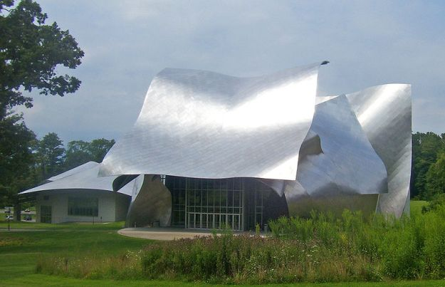 Bard College Fisher Center