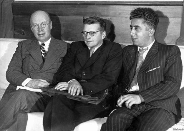 Prokofiev, Shostakovich, and Khachaturian 1945