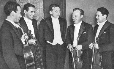 Shostakovich with the Borodin Quartet