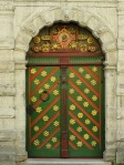 26 Pikk, House of the Brotherhood of Black Heads (17th C door)