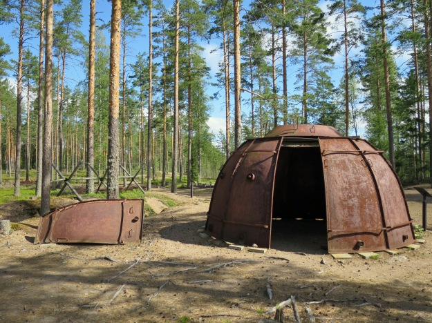 Salpa Bunkers