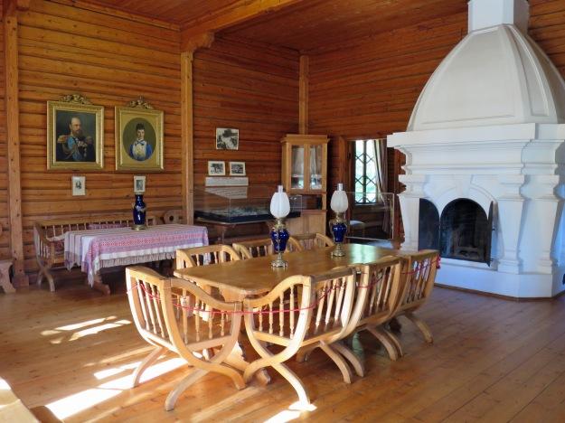 Czar's Fishing Lodge, Drawing Room