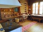 Czar's Fishing Lodge, Kitchen