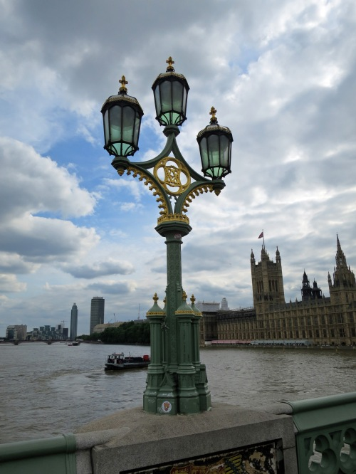 The Thames and Parliament