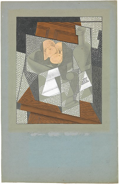 Juan Gris, The Fruit Bowl