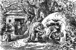 Hansel & Gretel, Theodor Hosemann