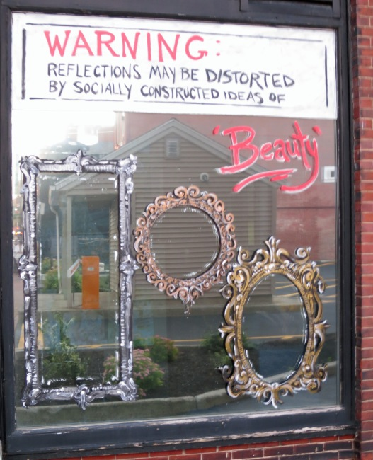 Portland Shop Window