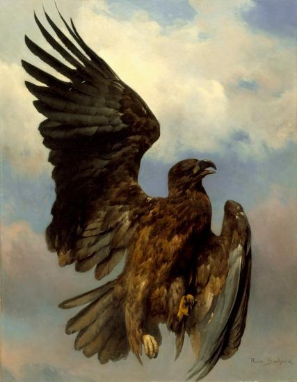 The Wounded Eagle (1870), Rosa Bonheur