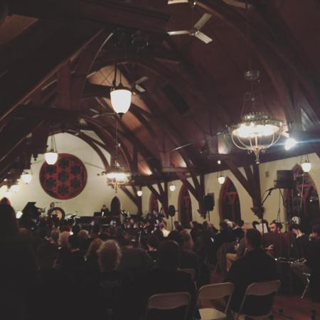 The Sanctuary at Murray's February 12, 2016