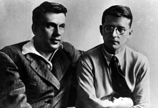 Ivan Sollertinsky and Shostakovich
