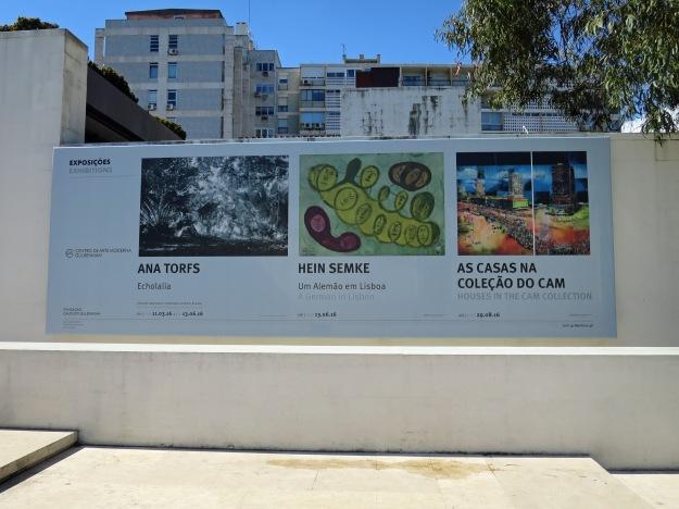 Lisbon, Day 2, Centro de Arte Moderna da Fundação Calouste Gulbenkian