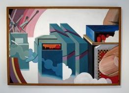 Carlos Calvet, Painting 2 (1966)