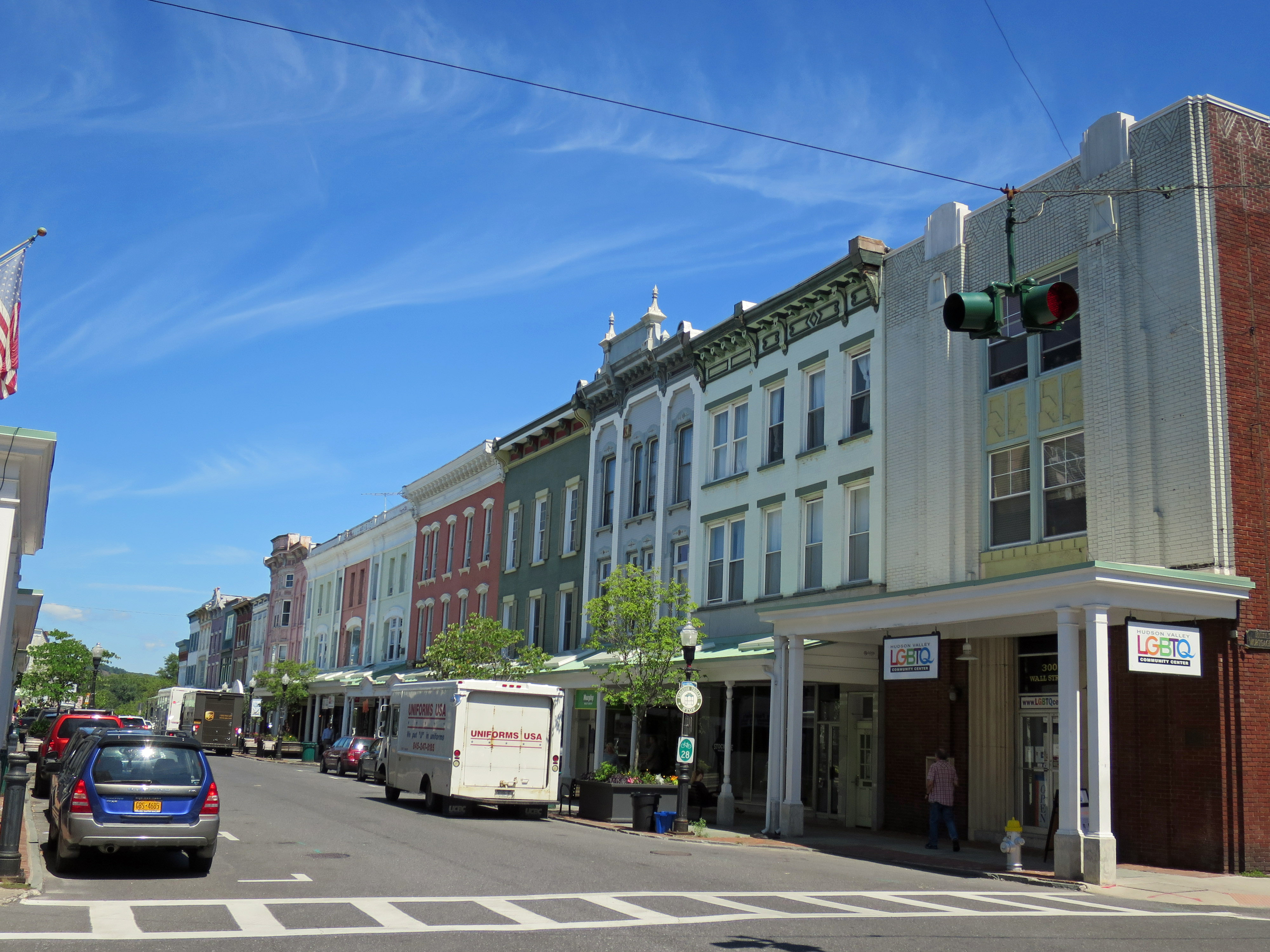 Side By Sides >> A Photo Post of Kingston, New York | Prufrock's Dilemma