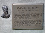Sojourner Truth plaque, Ulster County Court House