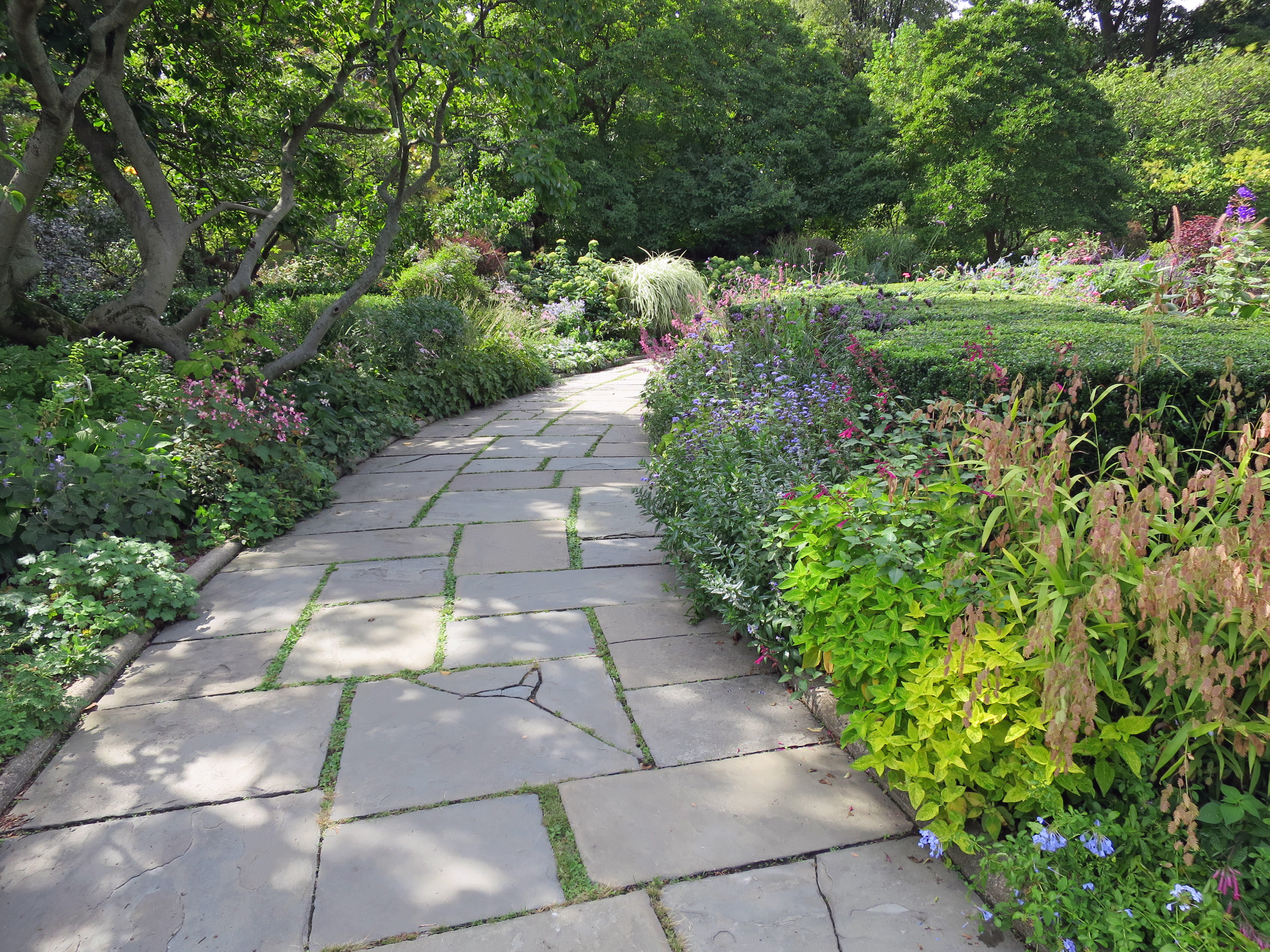 central park conservatory garden september - Central Park Conservatory Garden