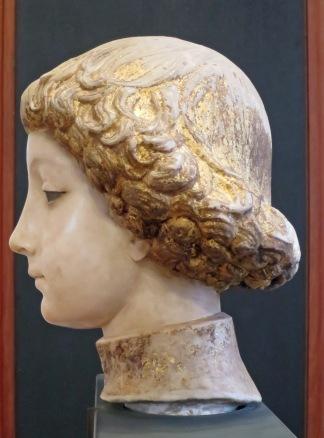 Ritratto Di Giovinetto, gia' come San Vito (Antonello Gagini, 1478-1536)
