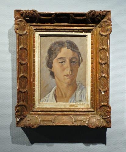 Gino Severini, Ritratto (1932-34)